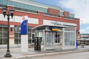 Bus Rapid Transit Shelter