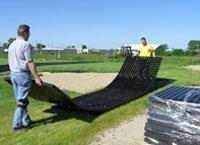 GEOTERRA® Construction Mats