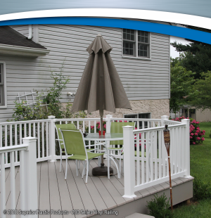 Cost Effective 200 Series Vinyl Railing - Superior Plastic Products