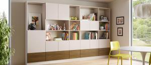 Family Room Storage