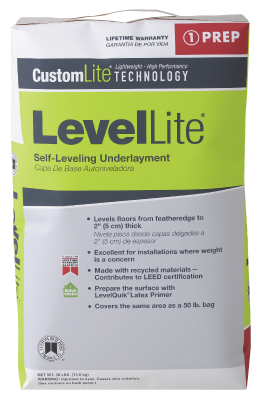 Self-Leveling Underlayments | Custom Building Products