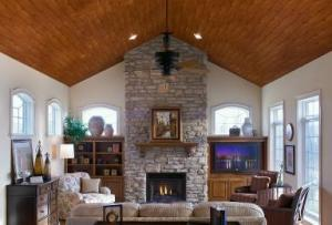 Living Room Ceilings | Armstrong Ceilings Residential