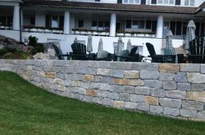 Natural Stone Building Veneer - Full Bed Stone Veneer