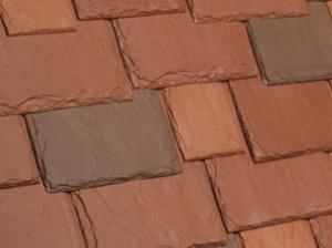 Multi-Width Composite Slate Roof Tile | DaVinci Roofscapes