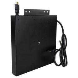 Low Profile Cable Retractor