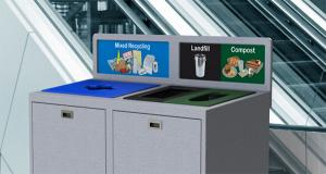 Future Ready Transition® Recycling Bins | CleanRIver Recycling Solutions