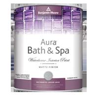Aura Bath And Spa Paint