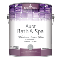 Aura Bath And Spa Paint