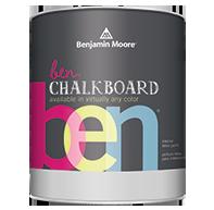 ben Chalkboard Paint