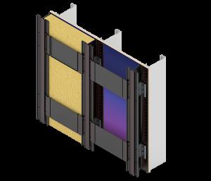 CL-Talon 300 | Cladding Support System