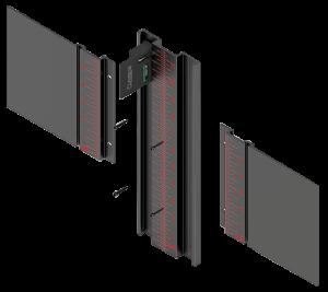 CL-Talon 100 | Cladding Support System