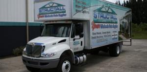 New! Structall Box Trucks - Structall