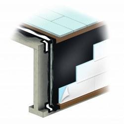 Vertical Waterproofing - Monolithic Membrane 6125 - American Hydrotech, Inc.