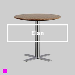 Elan - Tables — renewed materials
