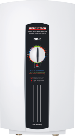 DHC-E Single or Multi-Point-of-Use Tankless Electric Water Heaters | Stiebel Eltron USA