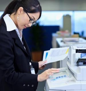 Managed Print Services Process | Staples Business Advantage
