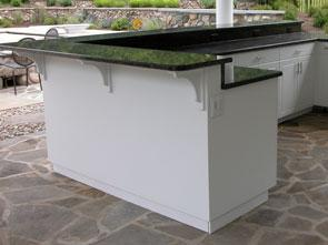 Outdoor Bar Cabinets - Outdoor Kitchen CabinetsOutdoor Kitchen Cabinets