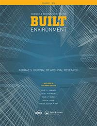 Science and Technology for the Built Environment