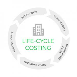 Life Cycle Costing in Construction with One Click LCA software