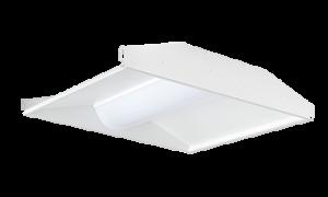 SWISH_CENTER_BASKET_TROFFER_2X2 - Detail - RAB Lighting