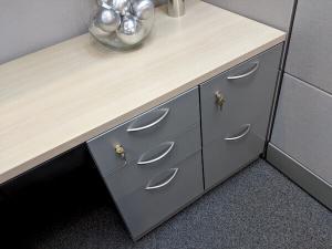Remanufactured Office Storage Furniture | Davies Office