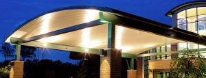 Archdeck Curved Roof Deck Ceiling Systems