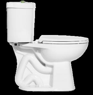 Nano™ - 0.5/0.8 GPF Dual Flush Toilet
