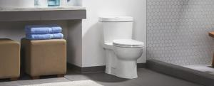 One-Piece Stealth® - 0.8 GPF Single Flush Elongated Toilet