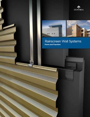 Rainscreen Wall Systems