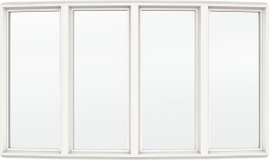 Builders Vinyl Bow Window | JELD-WEN Windows & Doors