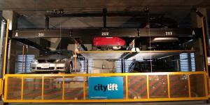 Puzzle Mechanical Parking Systems | CityLift