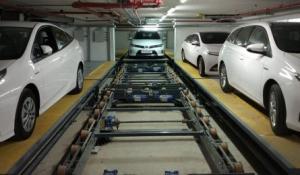 Autonomous Parking Solutions | UnitronicsParking.com