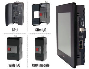 UniStream: Award-winning Programmable controllers (PLC HMI All-in-One)
