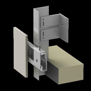 Alpha Vci.40 System | ECO Cladding
