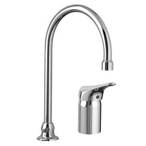 Monterrey Single Control Gooseneck Kitchen Faucet with Remote Valve - American Standard