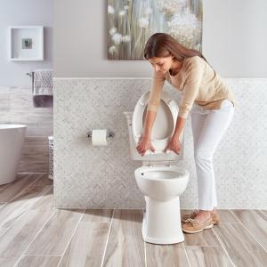 ActiClean Self-Cleaning Elongated Toilet | American Standard Toilets