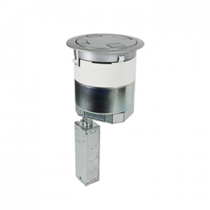 Evolution 6ATC2 Series Recessed Assembly With Surface Style Cover