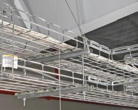 Cablofil® Wire Mesh Cable Management System - Stainless Steel