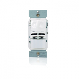 Wattstopper® - DSW-200-W Dual Technology Wall Switch Occupancy Sensors