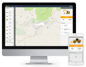 Equipment GPS Time Tracking app for Contractors, Construction & Mobile Companies | busybusy™