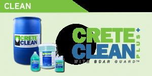 CreteClean Plus