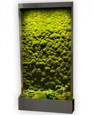 Live Moss Walls, Indoor Living Walls, Self Contained Living Walls, Living Wall Systems