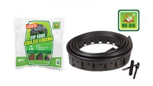 Zip Edge No-Dig Coiled Edging from Master Mark Lawn & Garden : Master Mark