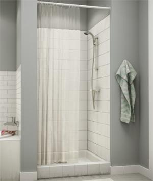 Shower Remodeling - Shower Solutions - Bath Fitter