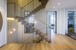 Residential stairs