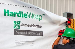 HardieWrap Weather Barrier | James Hardie