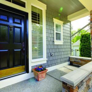 Intruder Resistant Doors - iProtect