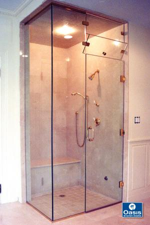 Frameless Glass Shower Doors | Oasis Shower Doors | Boston, MA