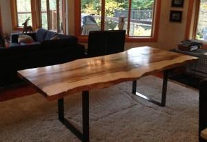 Live Edge Wood Tables Toronto