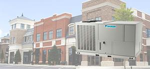 Packaged HVAC Systems | Daikin AC